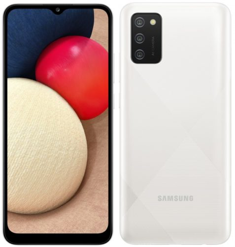 Galaxy A02s launched