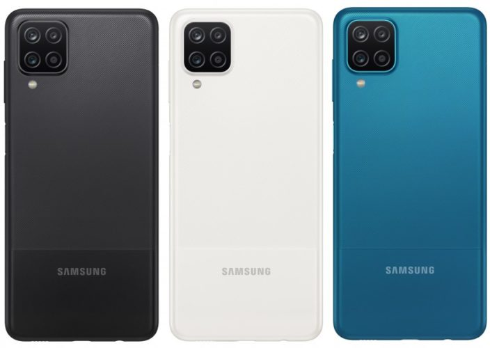 Galaxy A12 launched India
