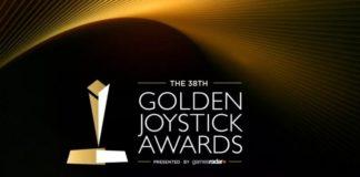Golden joystick award feat.