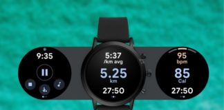 Google Fit revamp Wear OS