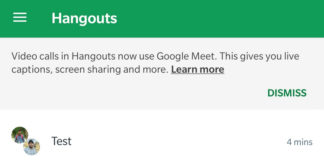 Google Replaces Hangouts Group Video Calling with Google Meet