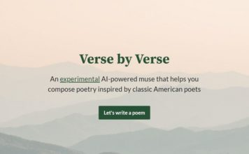 Google ai poet app feat.