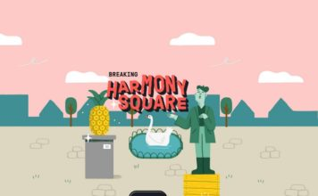 Harmony square fake news game feat.