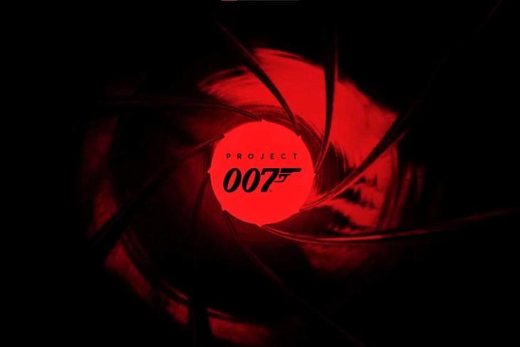 Hitman devs making james bond game feat.