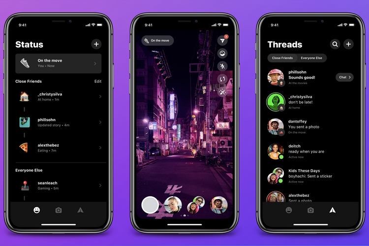 Instagram's Threads Now Has a Status Tab with Stories Integration