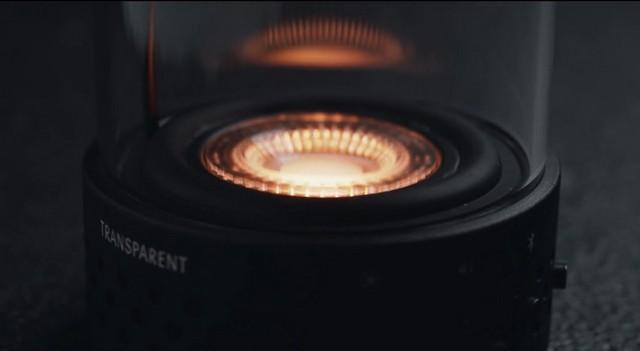 Light speaker 3
