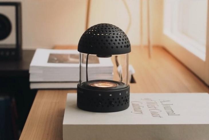 Light speaker feat.