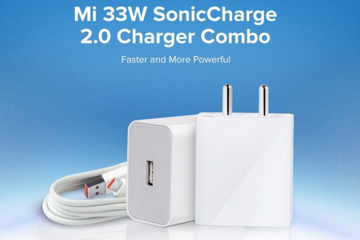 Mi 33W Sonic Charge 2 website