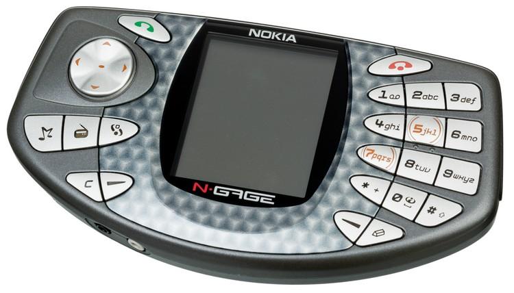 Nokia n gage 1