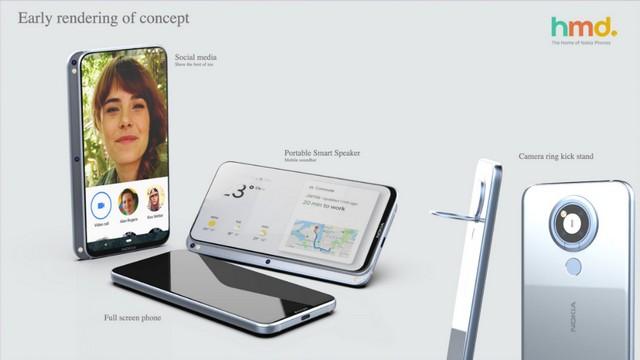 Nokia's unreleased modern N95 1