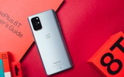 OnePlus 8T Gets OxygenOS 11.0.5.6 with Camera, Fingerprint, and Network Improvements