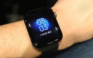 Redmi watch launch