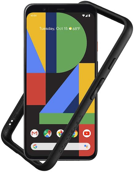 RhinoShield Bumper Case Compatible with Google [Pixel 4XL