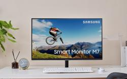 Samsung's Latest Smart Monitor is Also a Smart TV