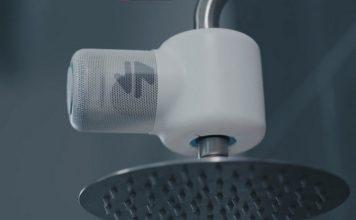 Shower power water powered bt speaker feat.