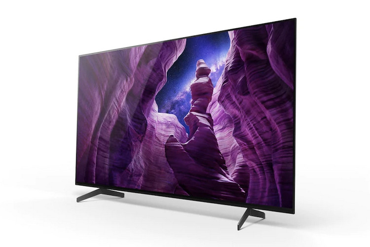 Sony BRAVIA A8H OLED TV launched in India for Rs 2,79,990