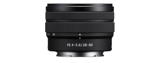 Sony SEL2860 lens body