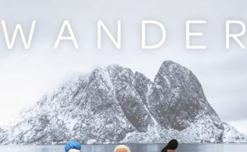 Wander oculus VR app feat.