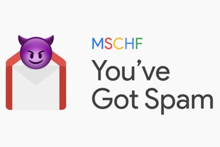 Youve got spam software mschf feat