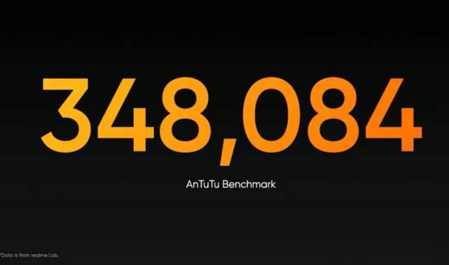 antutu benchmark - realme 7 5g