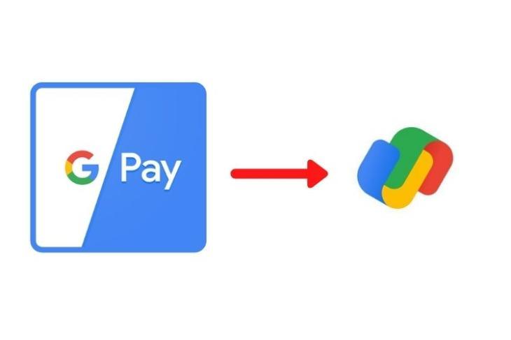 google pay gets a new logo