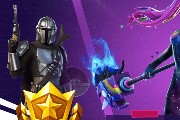 The Mandalorian And Baby Yoda Skins Might Be Coming To Fortnite Beebom The mandalorian is set after the fall of the empire and before the emergence of the first order. the mandalorian and baby yoda skins