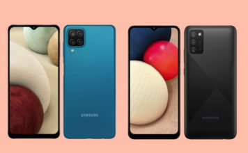 galaxy a02 and galaxy a12 launched