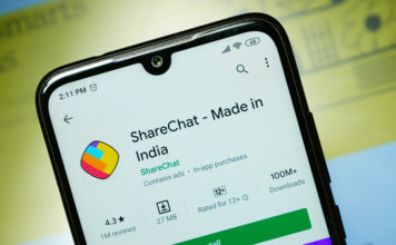 google buying sharechat