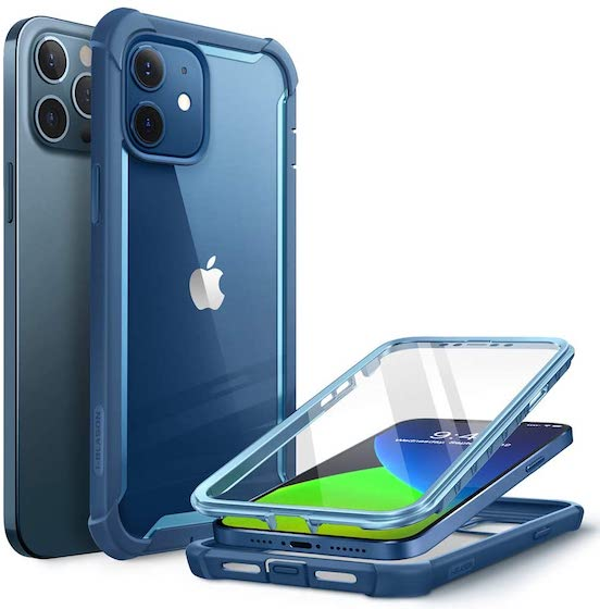 i-Blason Ares Case for iPhone 12, iPhone 12 Pro 6.1 Inch