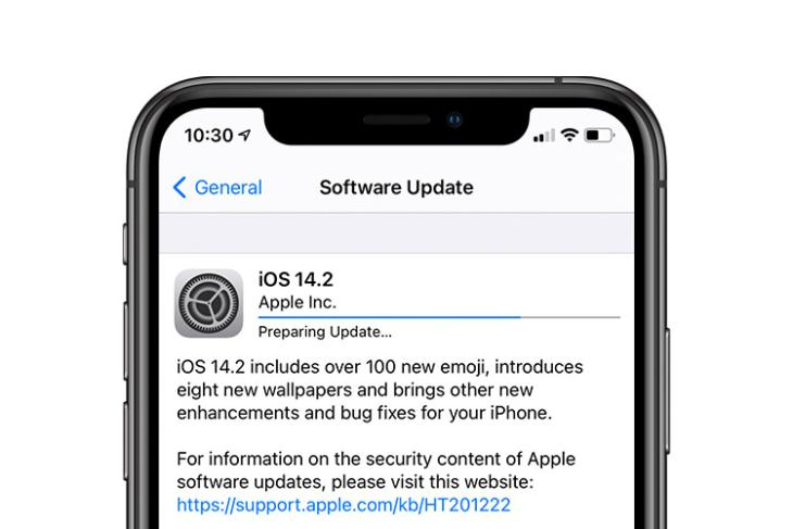 ios 14.2 update rolling out featured