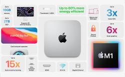 new mac mini apple m1 chip