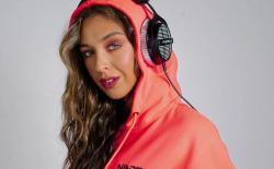 ninja headphone-compatible hoodie feat.