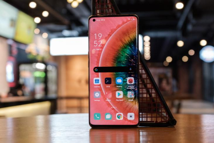 oppo find x2 - coloros 11 update