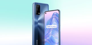realme 7 5G launched
