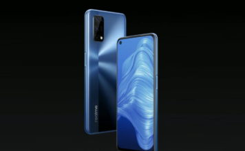 realme 7 5G with Dimensity 800U launched
