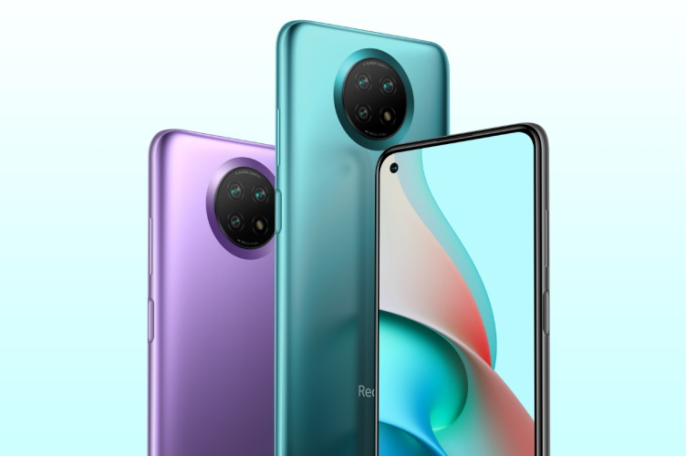 redmi note 9 5G launched
