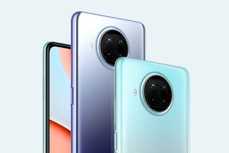 Redmi Note 9 Pro 5G, Redmi Note 9 5G, & Redmi Note 9 4G Launched Starting at CNY 999