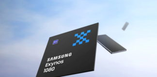 samsung exynos 1080 based on 5nm process launched