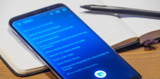 samsung galaxy s21 - bixby voice unlock