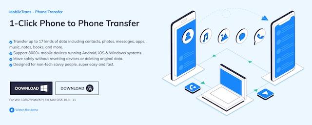 كيفية نقل الرسائل من الآيفون إلى هاتف الأندرويد