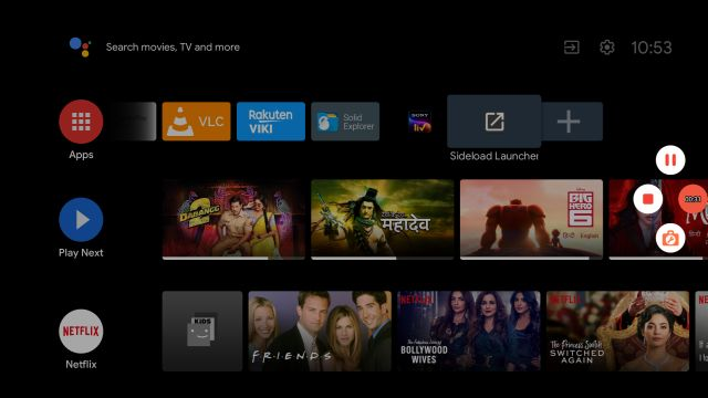 How to Record the Screen on Android TV (Working Method)