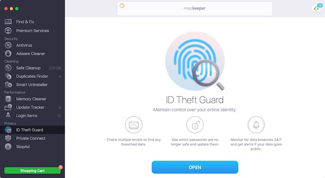 8. Privacy Features 1