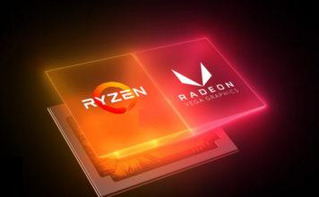 AMD Ryzen Radeon Vega APU