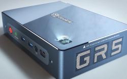 AMD mini PC with a fingerprint scanner feat.