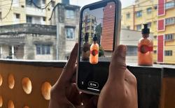 ARclip app copy and paste real world objects iphone android