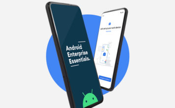 Android Enterprise Essentials logo website