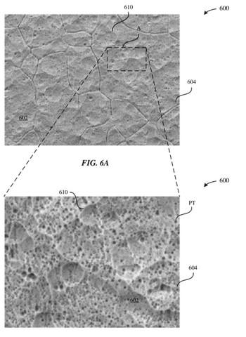 Apple patent for matte-black macbook