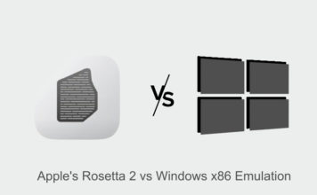 Apple's Rosetta 2 vs Windows x86 Emulation: Everything Explained