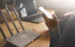 Broadband internet userbase india