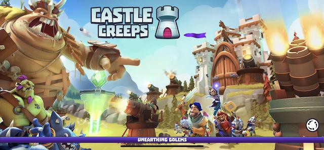 Castle creeps